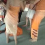 danse de l'orange