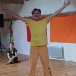 danse du jaune